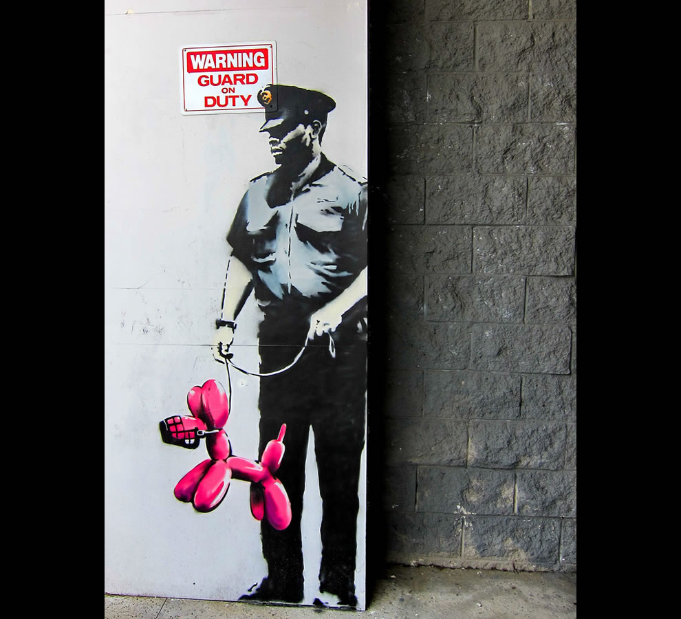 Banksy-@-4th-and-La-Brea