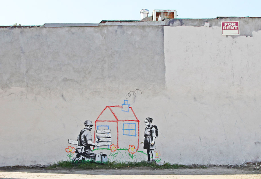 Banksy_LA_Reposesed_2