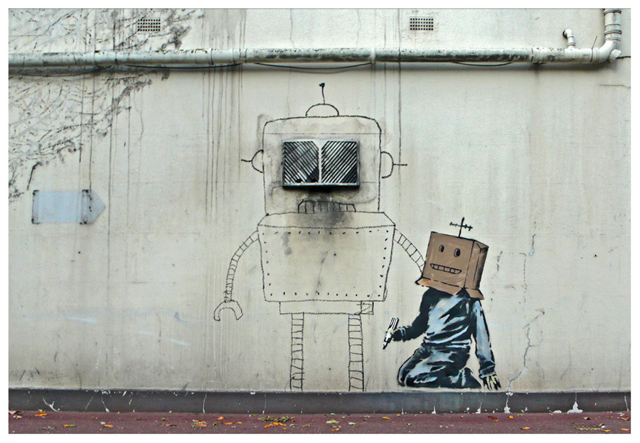 Banksy_box-head_Robot_London