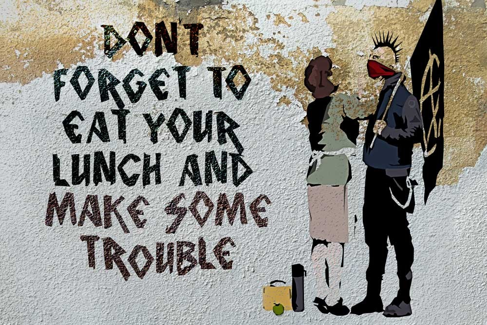 banksy-eat-lunch-make-trouble_1