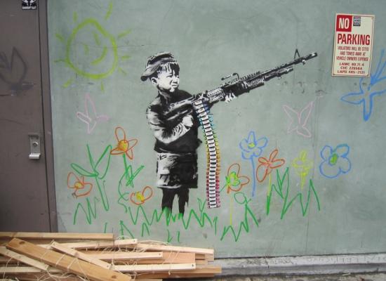 Banksy_Crayola_Gun_Boy_Westwood_Fairfax-Melrose_Jan11_1_u_1000